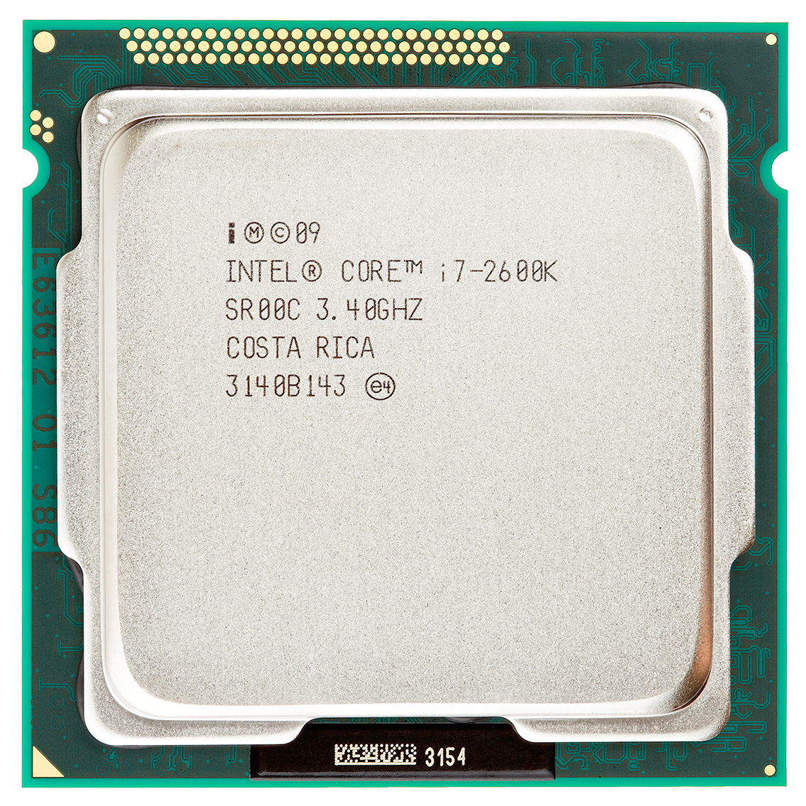 Based on 79352 user benchmarks for the intel core i5-8600k and the core i7 2600k, we rank them both on. Superseded by the core i7-2700k » · buy • $375.