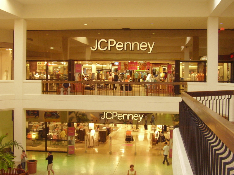 File Jc Penney Store Aventura Mall Aventura Florida 2006 Jpg Wikimedia Commons