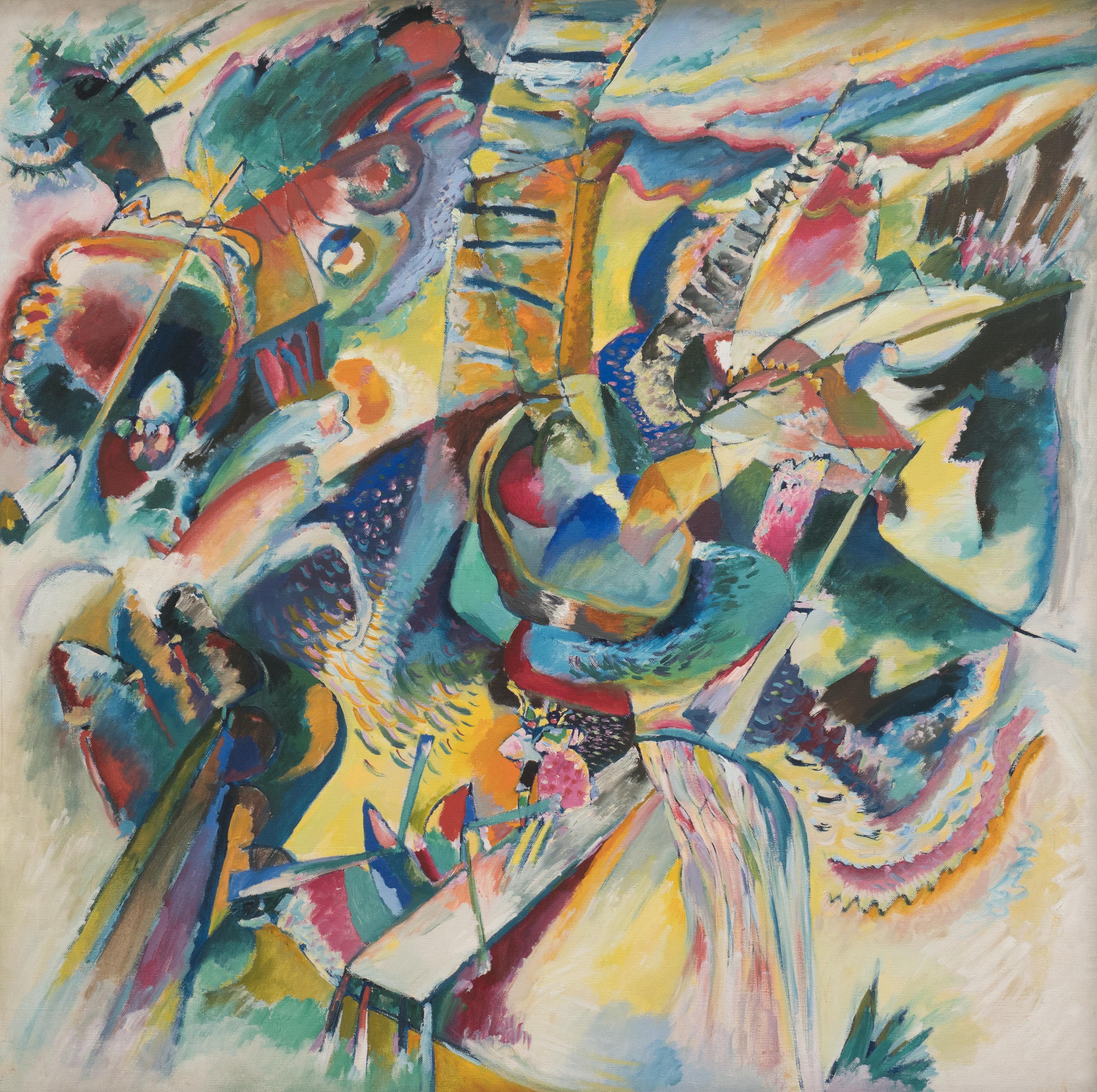 Kandinsky_Improvisation_Gorge