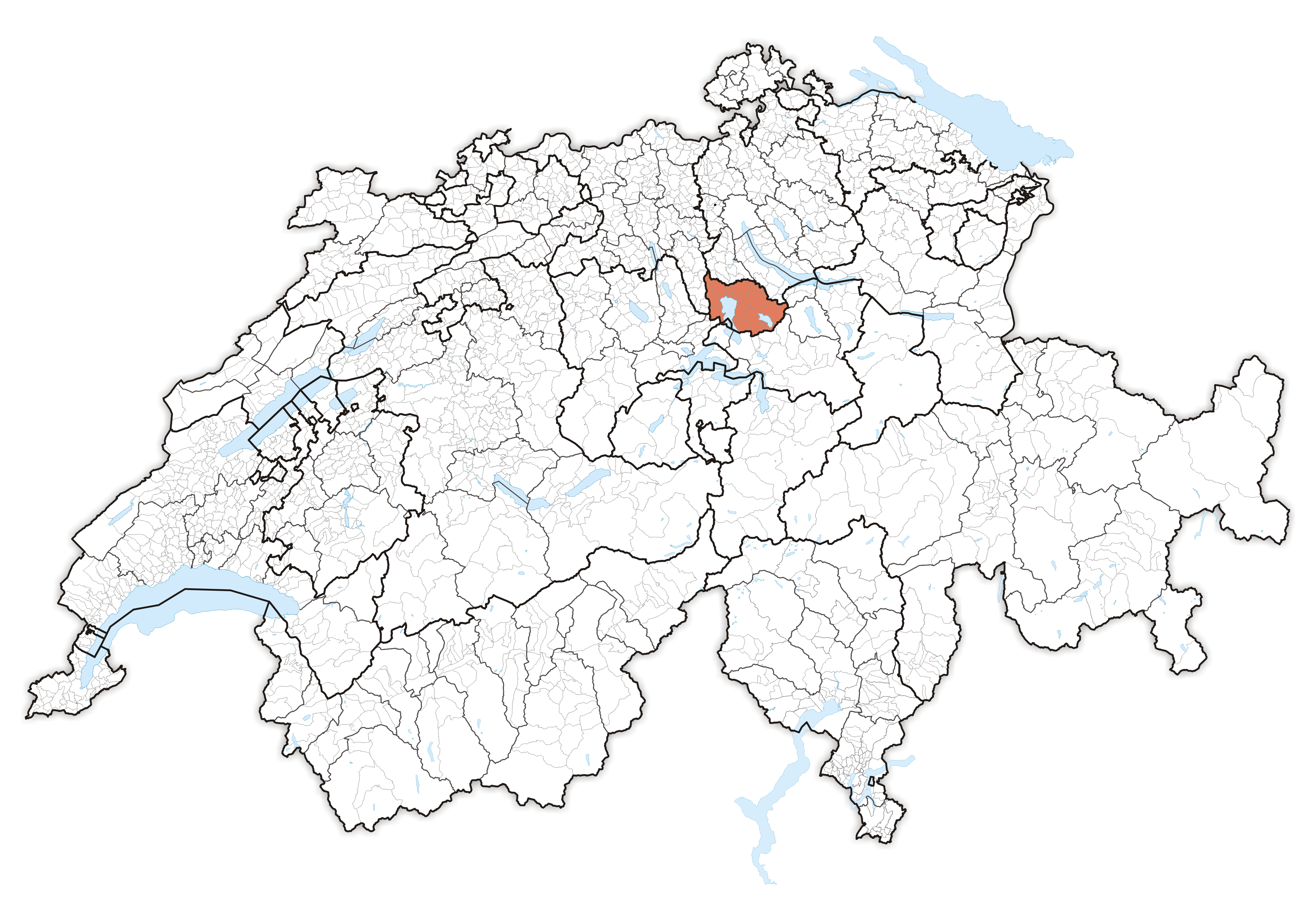 Canton of Zug - Wikiwand