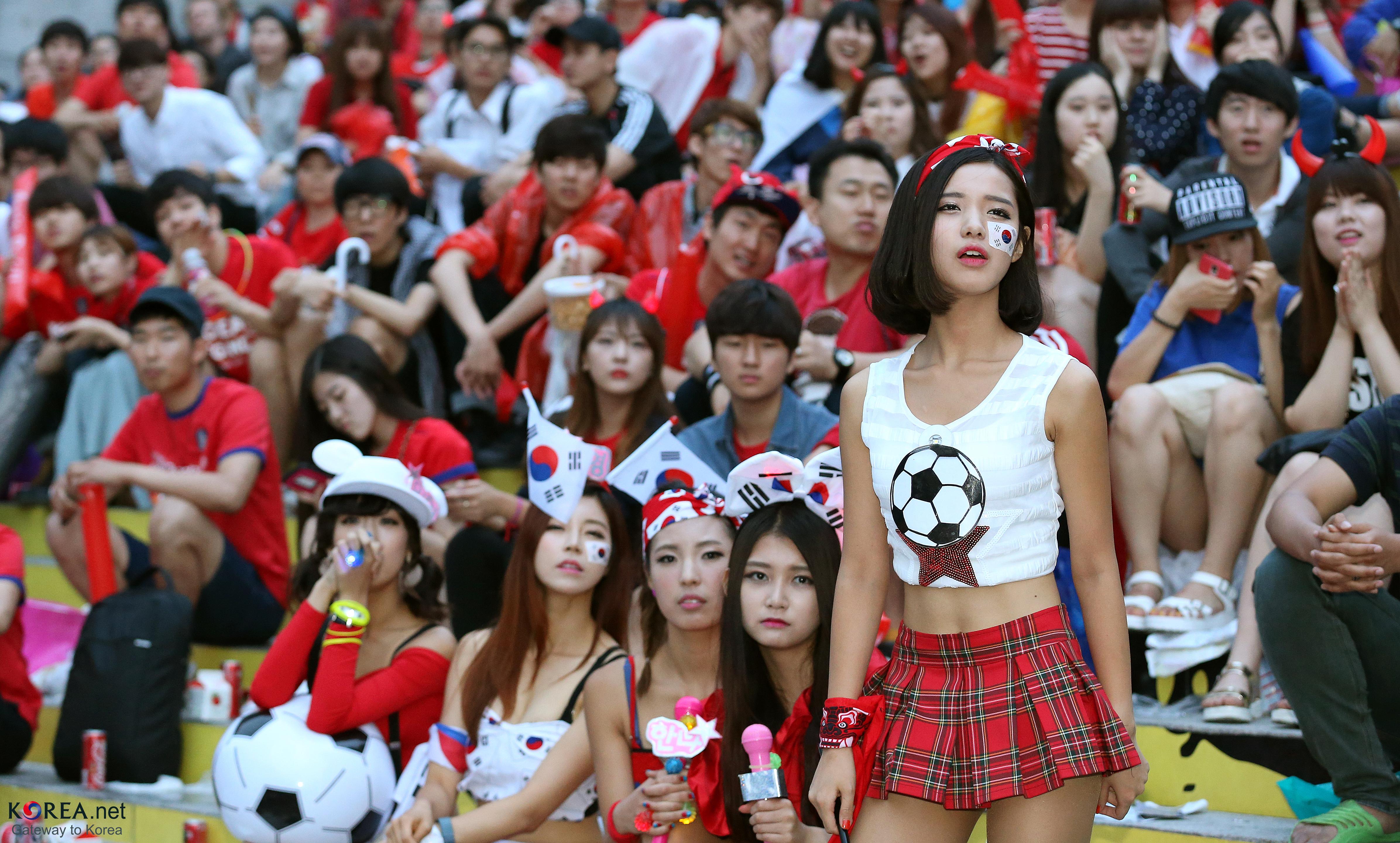 Americans dating south korean girls