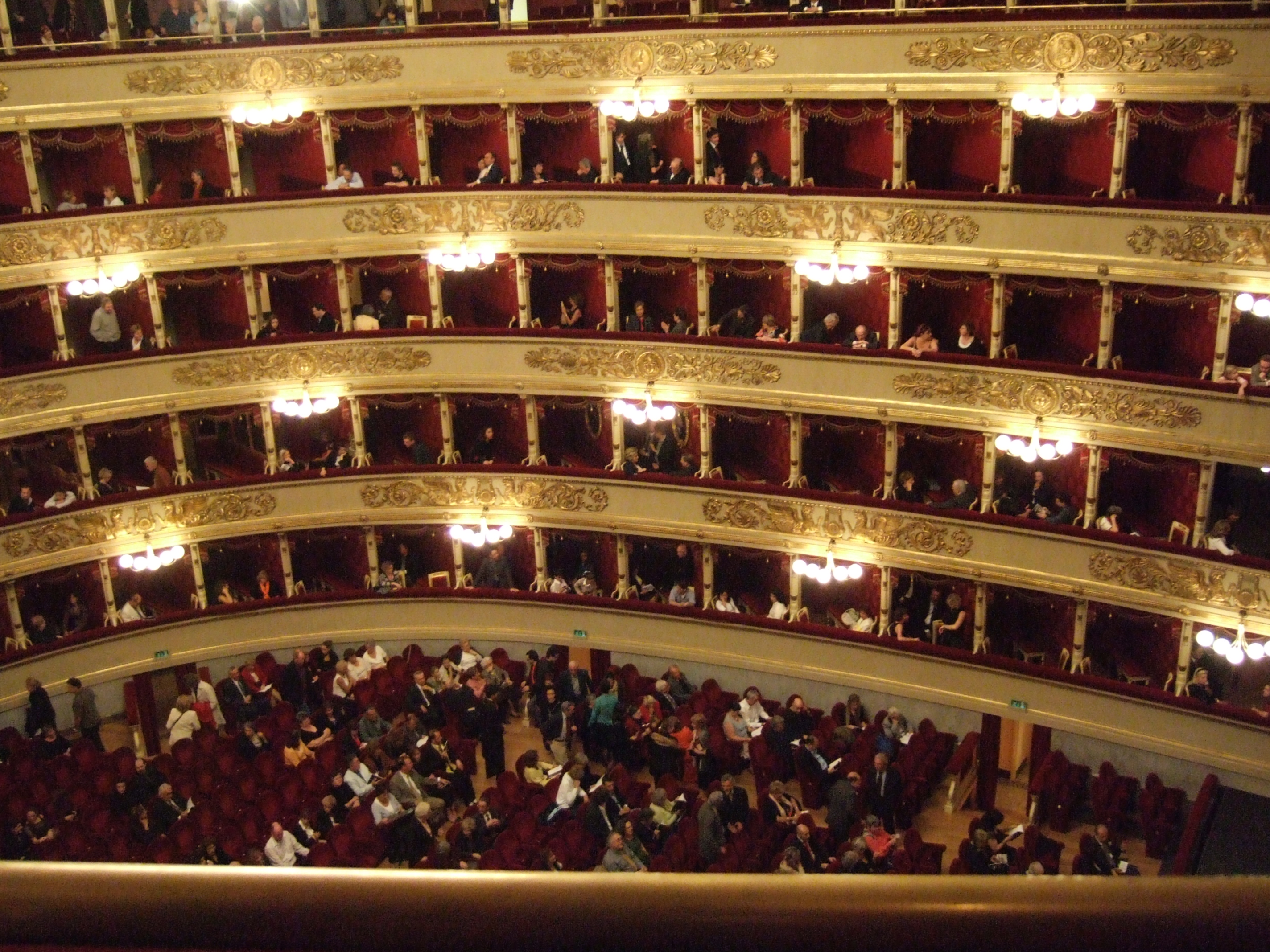 La Scala Theatre and Opera House
