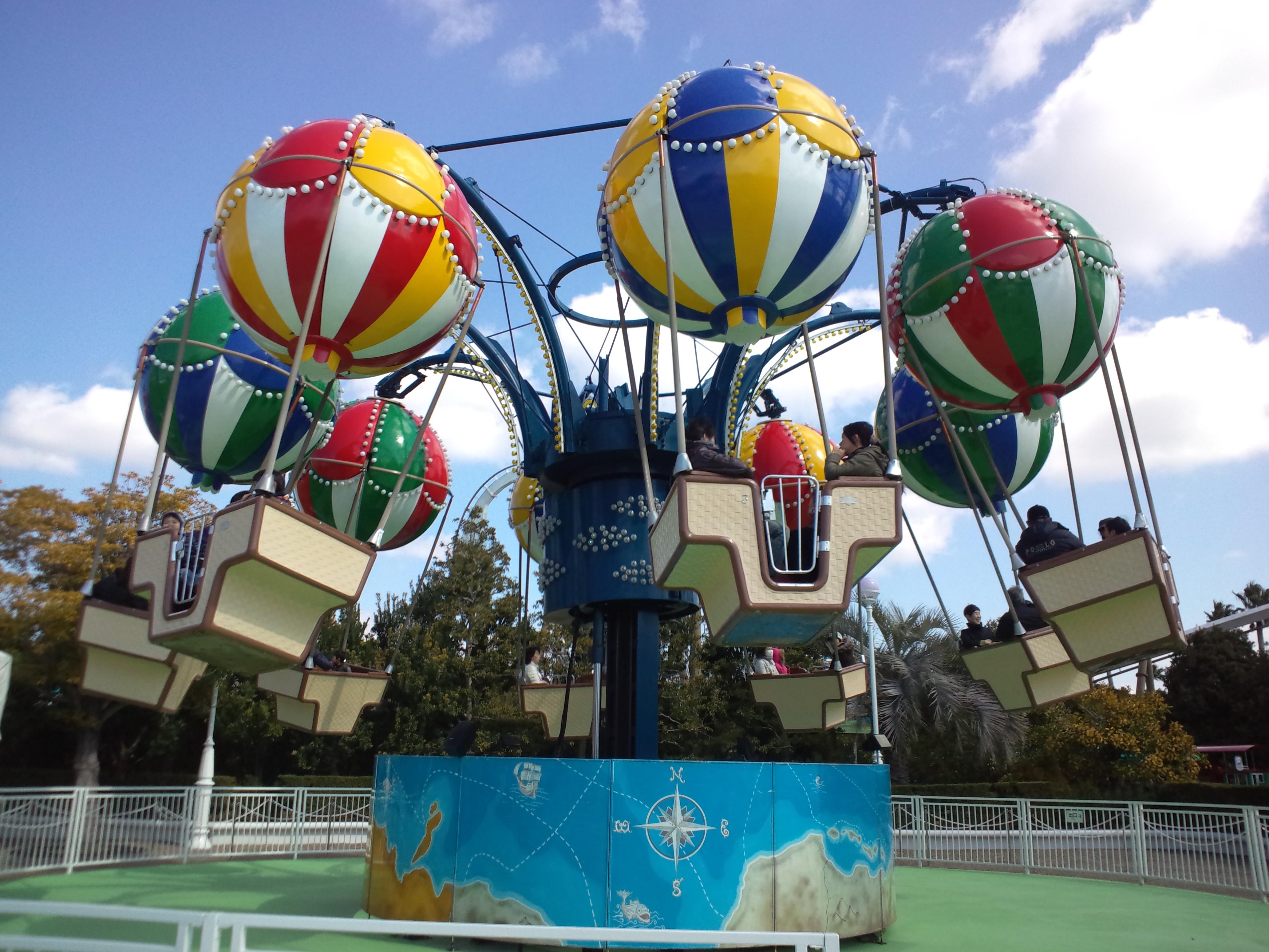 Villa Park Carnival