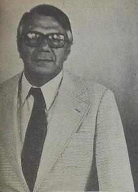Ariel Ramírez en 1977.