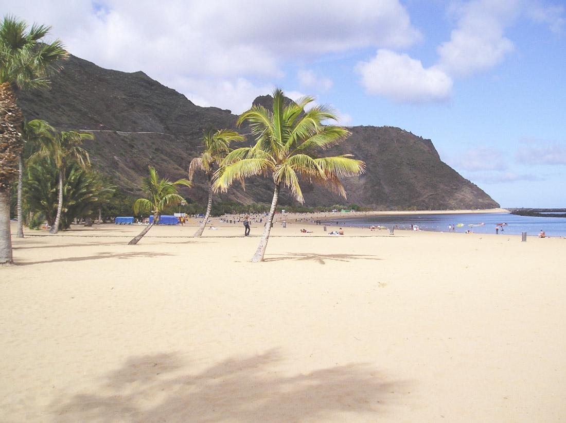 Las Terasitas beach, Tenerife