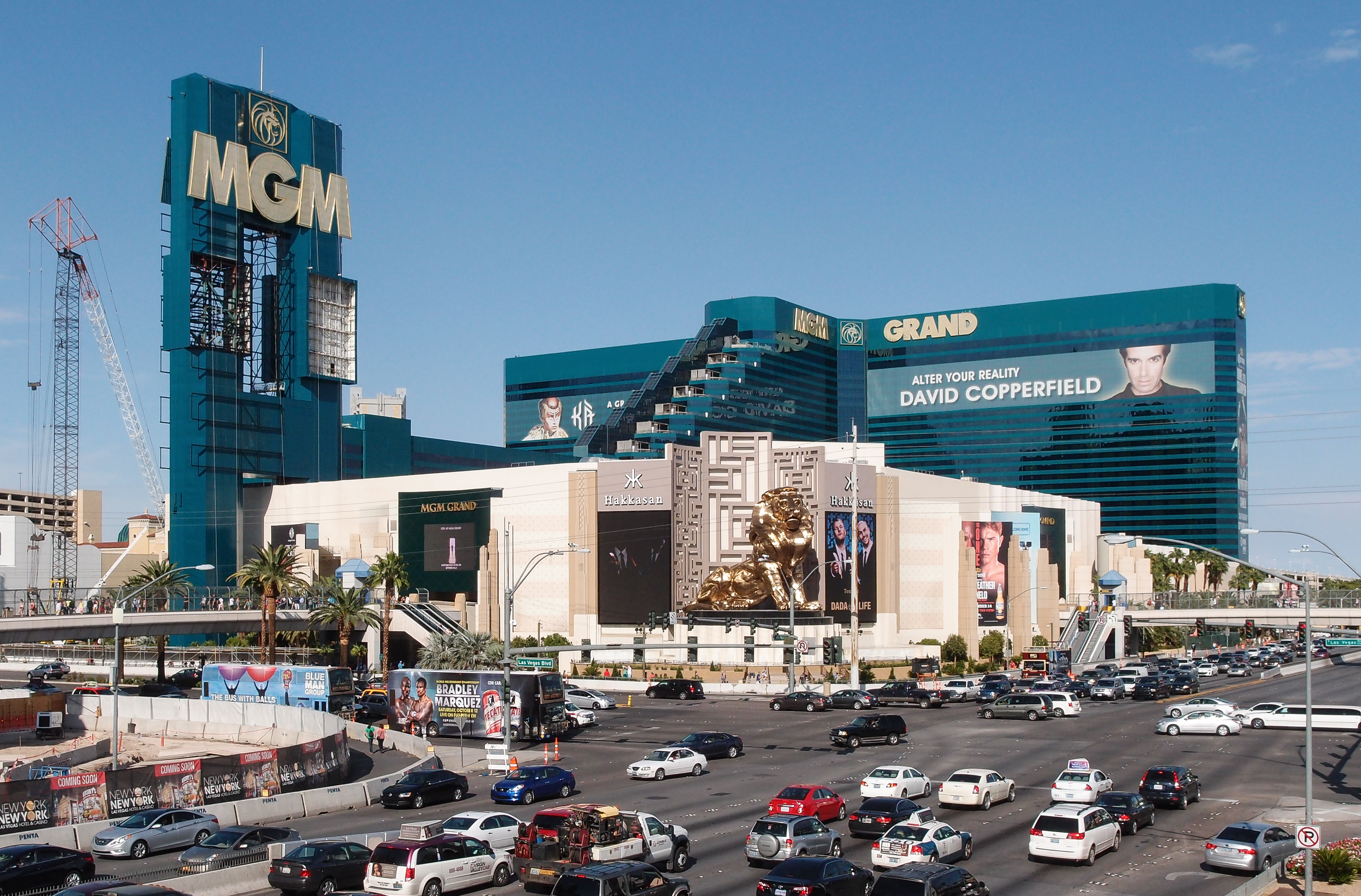 Mgm Grand Las Vegas Address