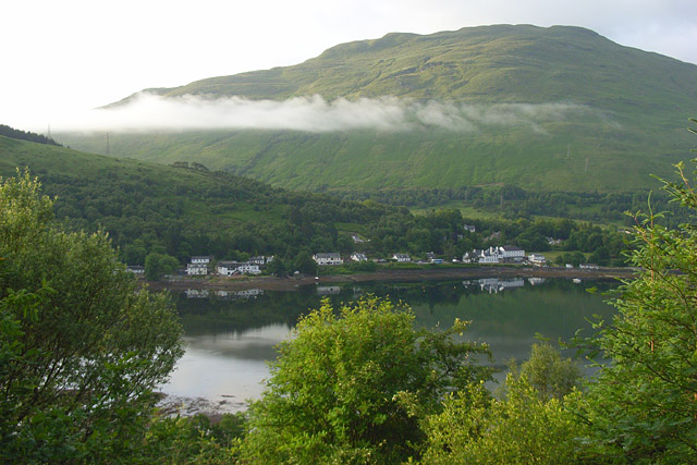 Loch Long and Arrochar 864714