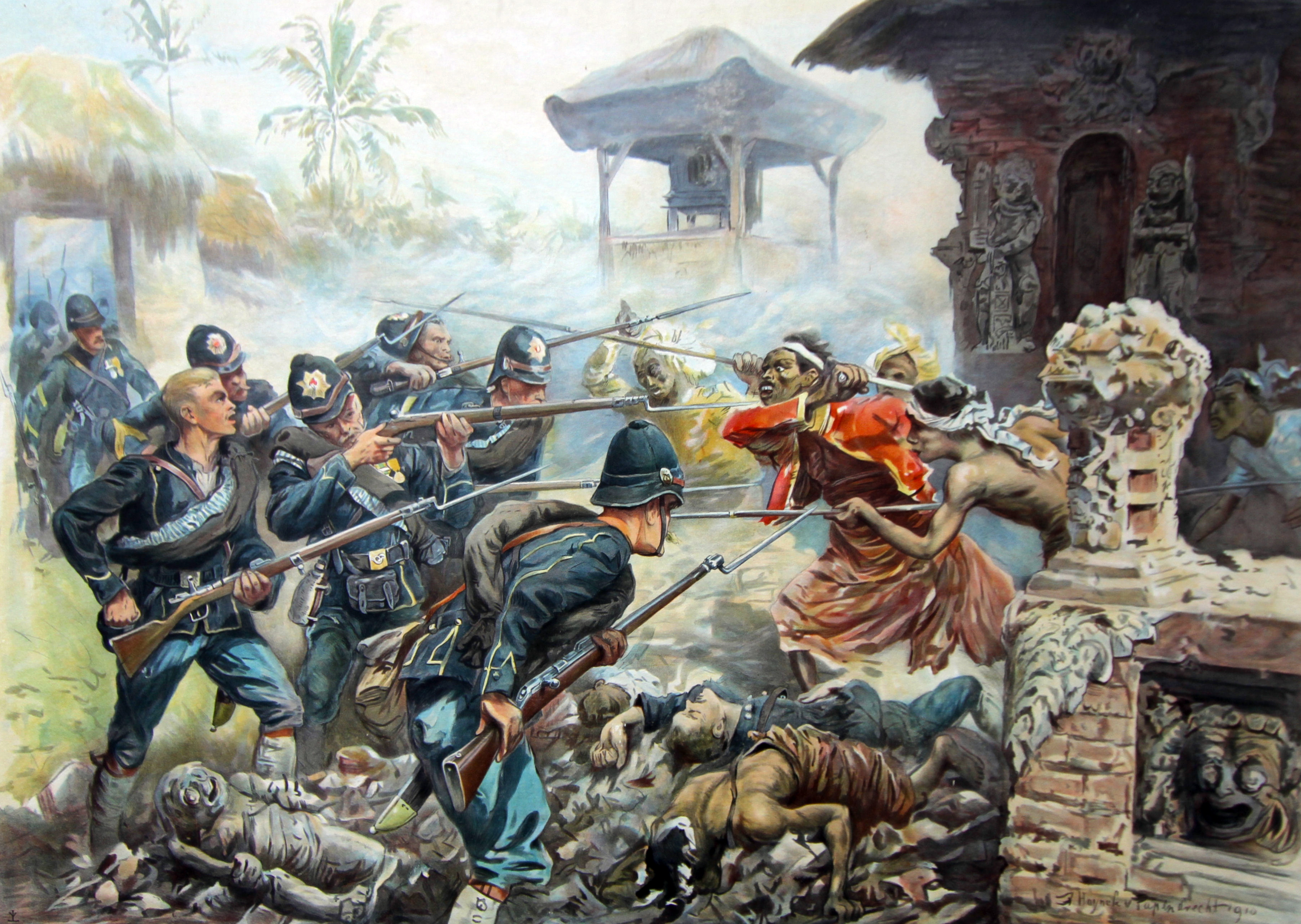 Lombok in the past, History of Lombok