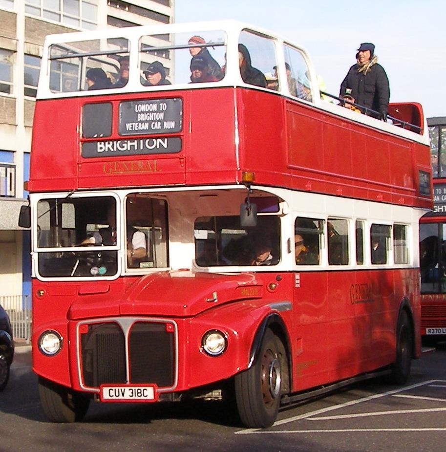 Open Tour London