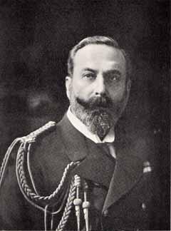 Prince Louis Battenberg, 1905