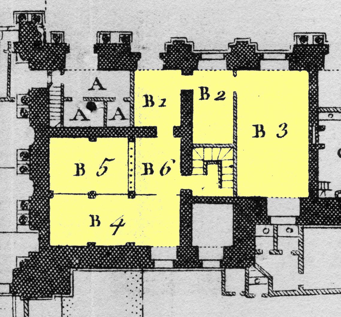 file louvre plan au rez de chauss e architecture. Black Bedroom Furniture Sets. Home Design Ideas