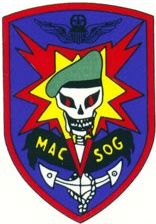 Badge du MACV-SOG