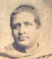 Mahesh Chandra Nyayratna Bhattacharyya mugshot, taken around 1870 in Calcutta.jpg
