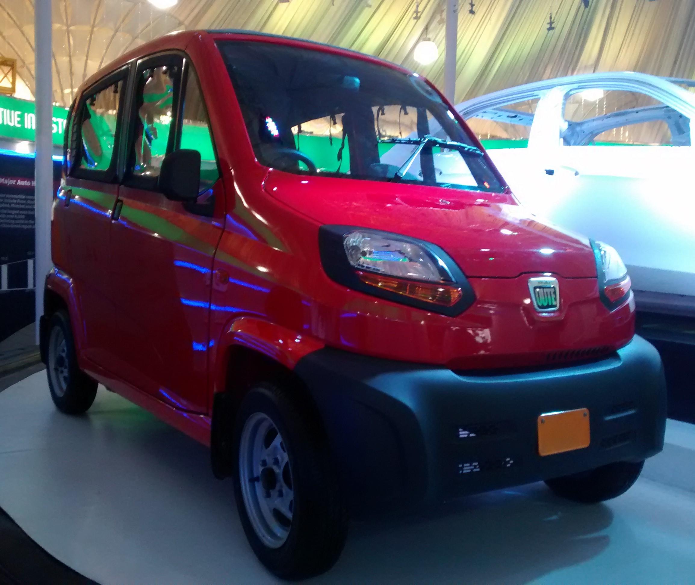 Bajaj Car Price  Specification