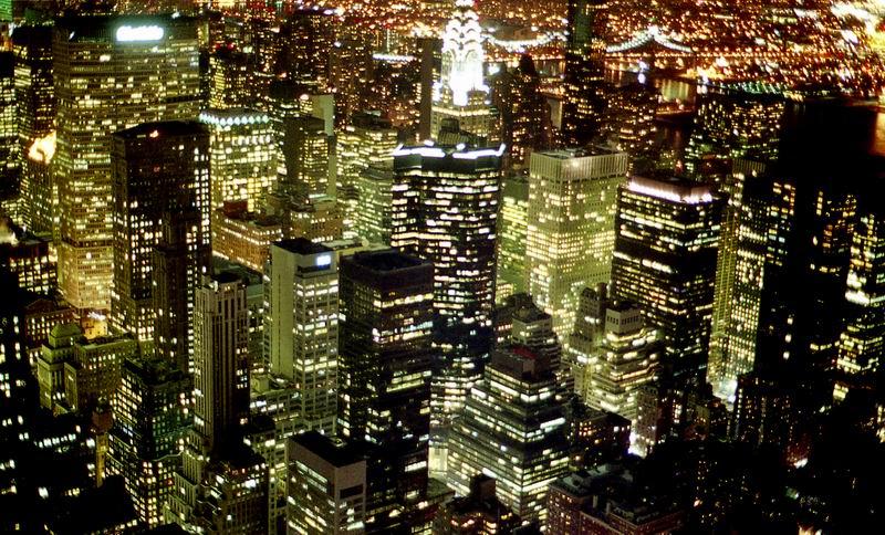 Description of a city at night essay
