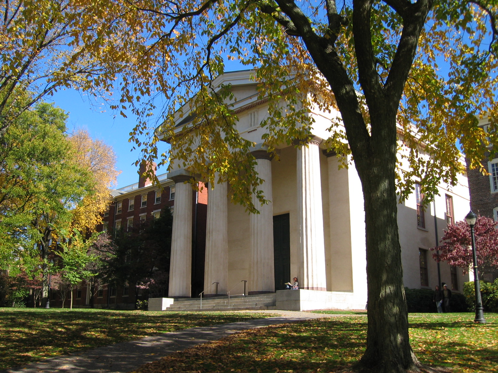 image of Brown University