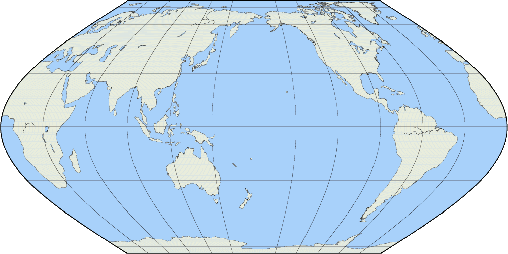 projection map