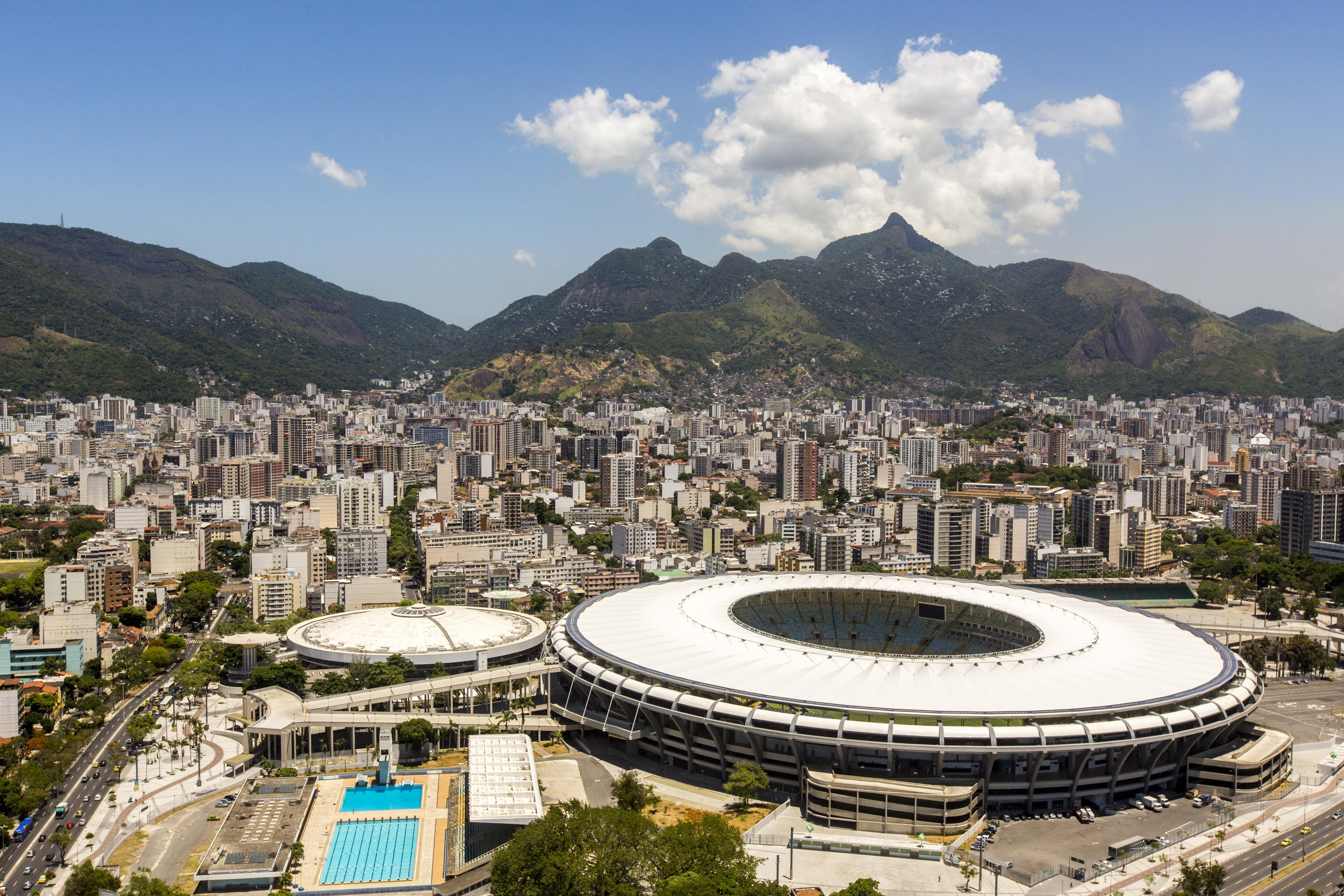 Maracanã Stadium - Wikipedia