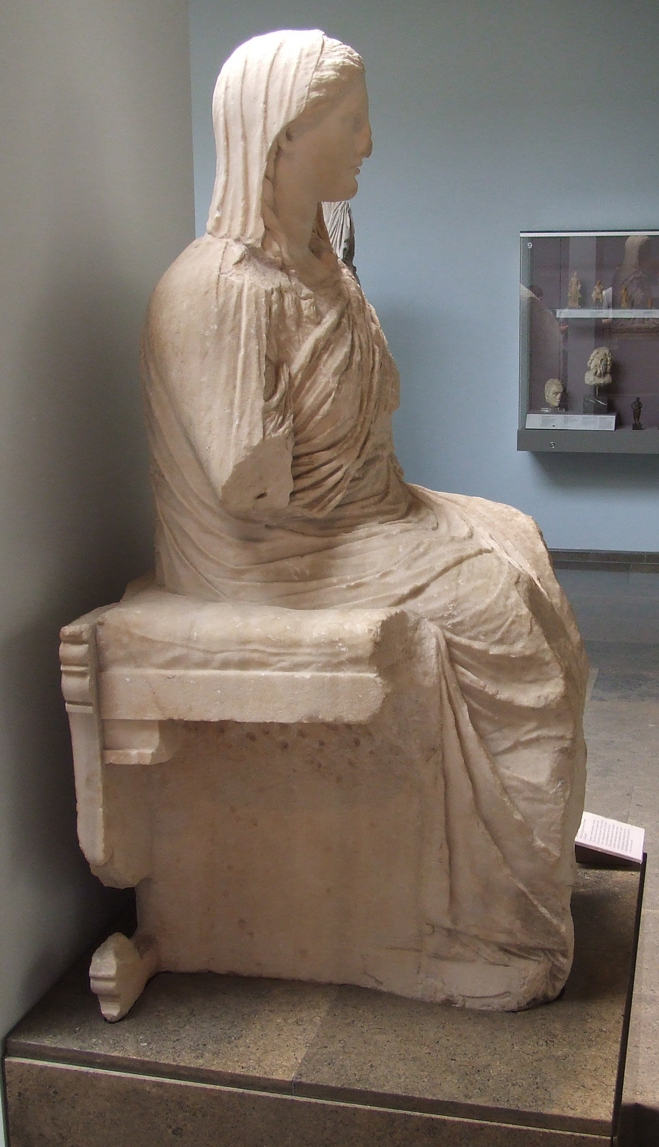 analysis of statue of aphrodite of knidos Aphrodite of cnidus: his most-celebrated work was the aphrodite of cnidus, which the roman author pliny the elder considered not only the finest statue by praxiteles.