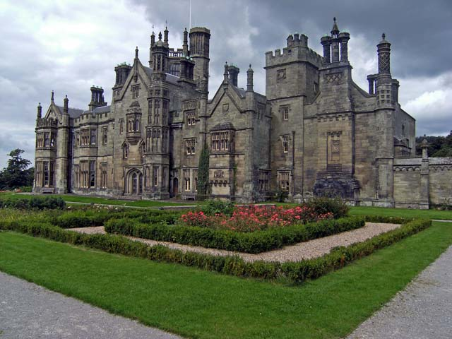 Margam castle wikipedia for Castle mansions for sale