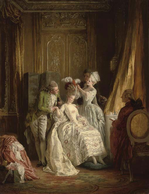 File:Marie Antoinette, by Heinrich Lossow.jpg - Wikimedia Commons