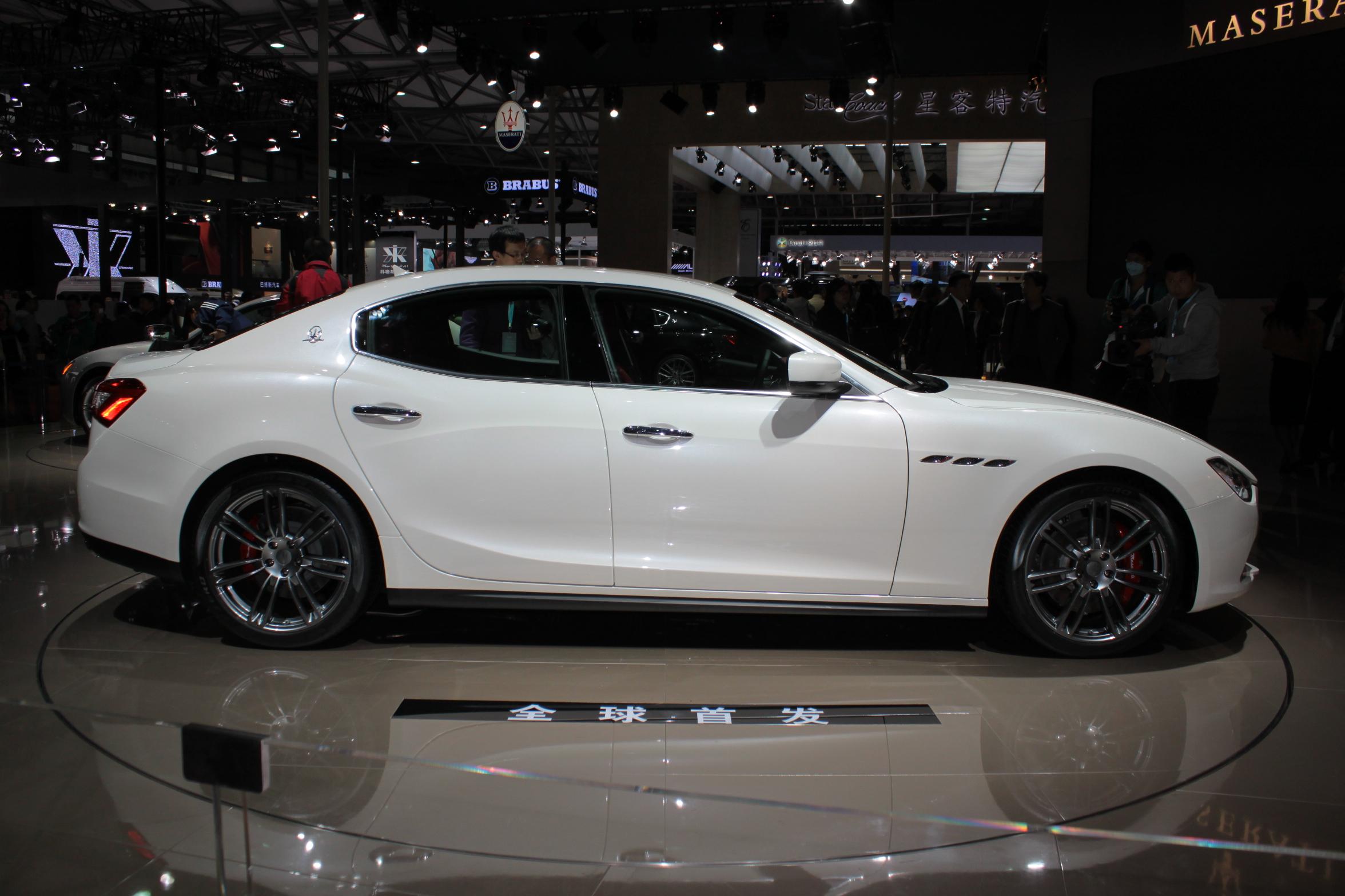 File Maserati Ghibli Autoshanghai 2013 02 Jpg