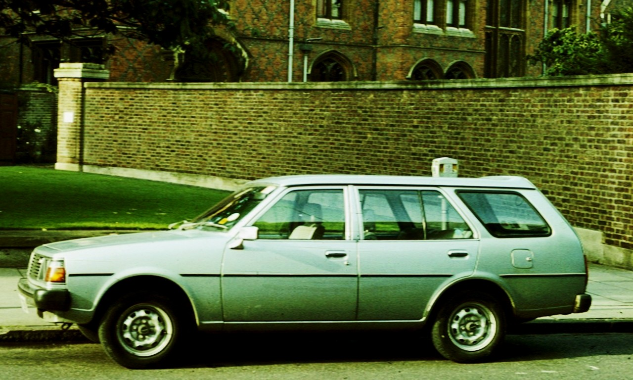 File Mazda 323 Estate 1980 Silver Steet Jpg Wikimedia Commons