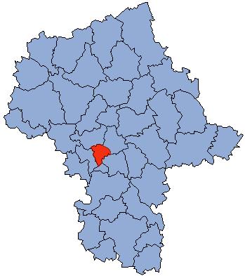 Pruszków County
