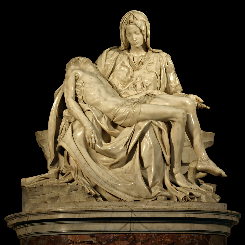 Sculpture: Pietà