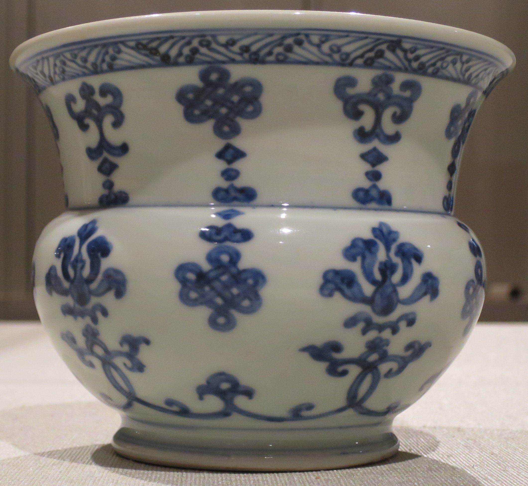 File:Ming dynasty bowl, early 16th century, porcelain