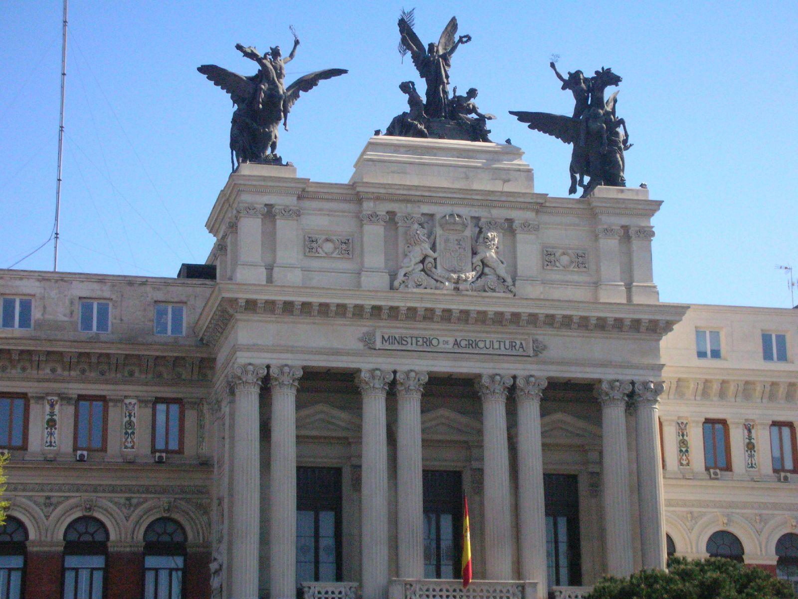 Archivo ministerio de agricultura madrid for La pagina del ministerio