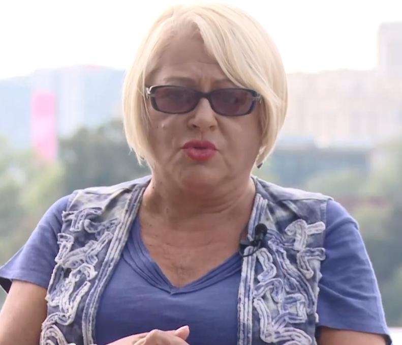Mirabela Dauer, prima apariţie la TV după operaţie - YouTube  |Mirabela Dauer