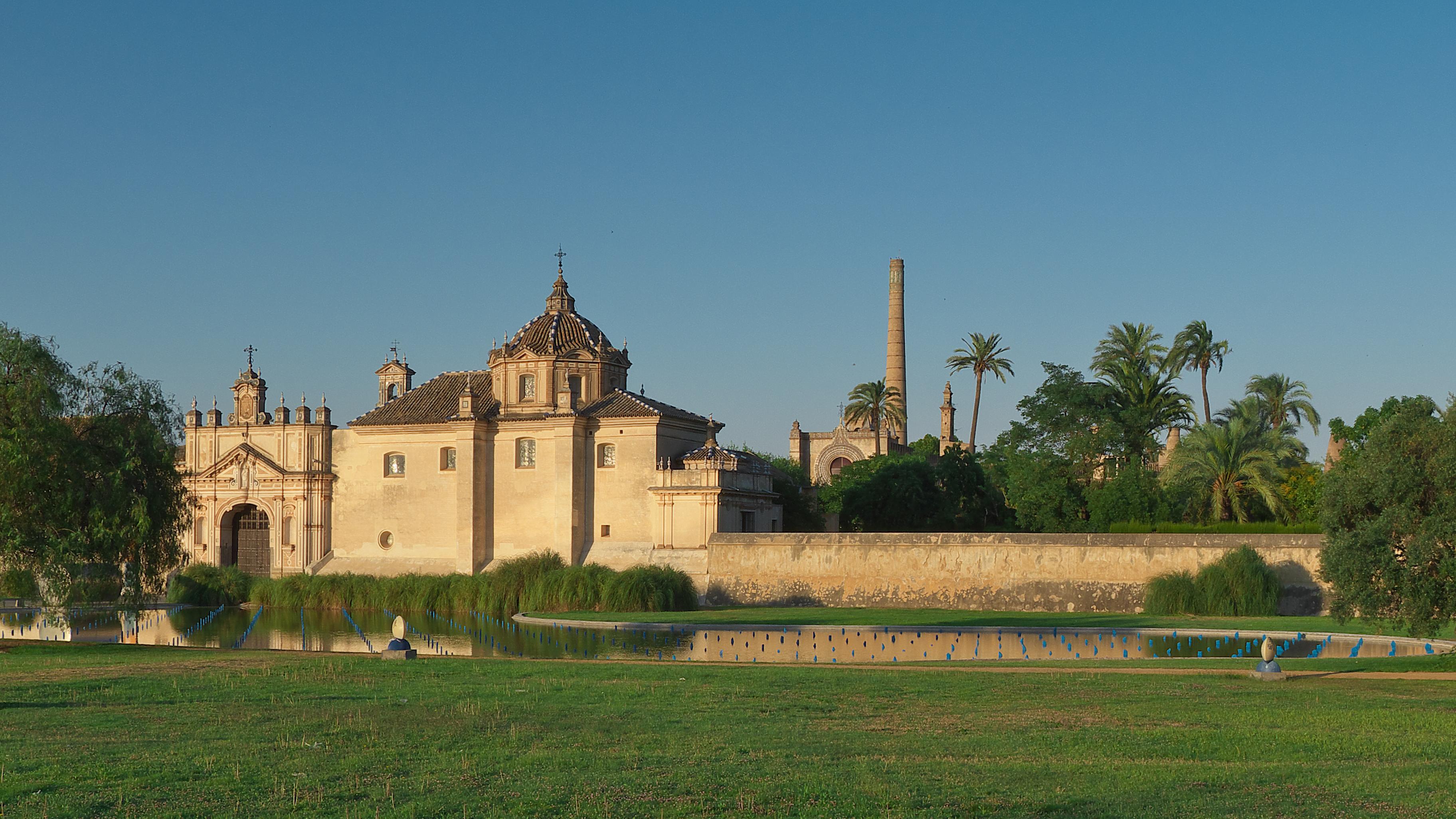 File monasterio de la cartuja de santa mar a de las cuevas - La isla dela cartuja ...