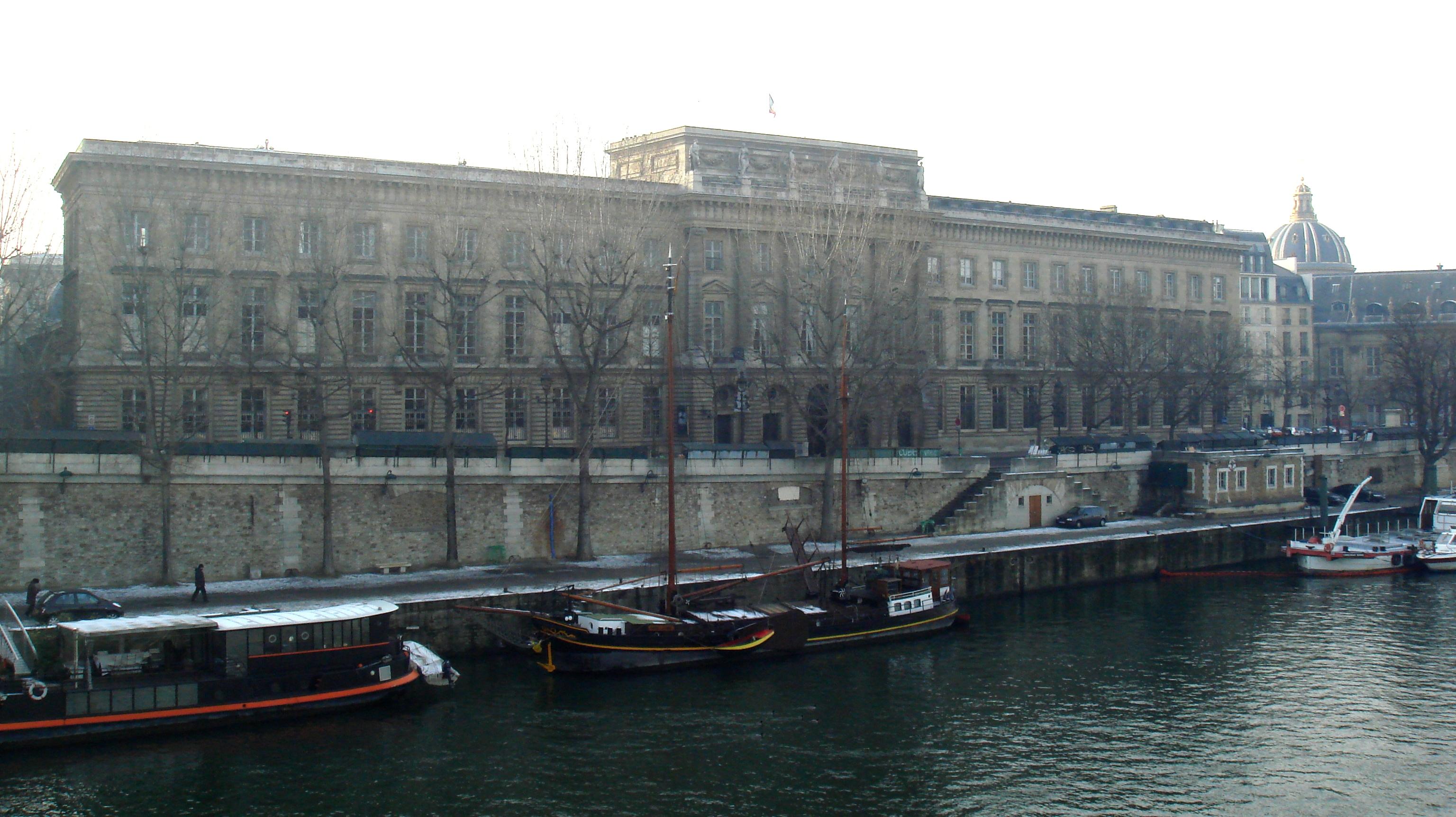 Hotel De La Monnaie Paris