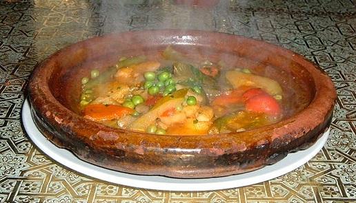 File moroccan wikimedia commons - Maroc cuisine traditionnel ...