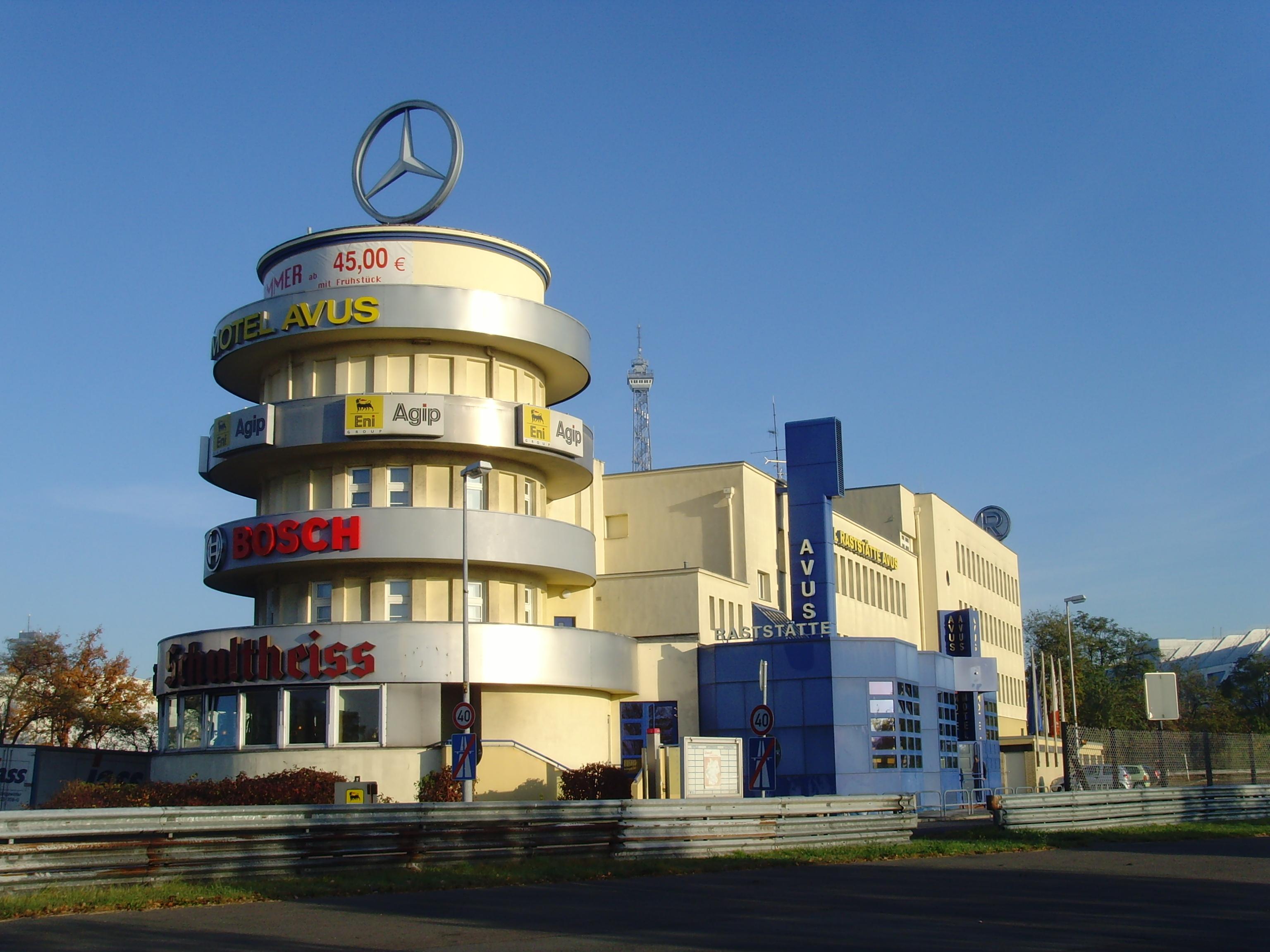 Hotel Avus Berlin