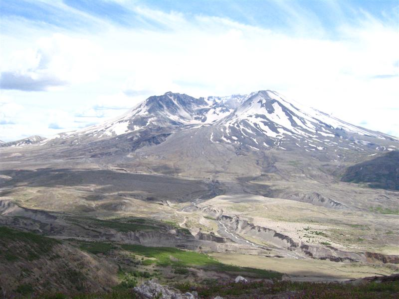 Mt st helens research paper