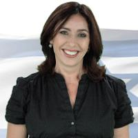 English: Member of Knesset, Miri Regev. עברית:...