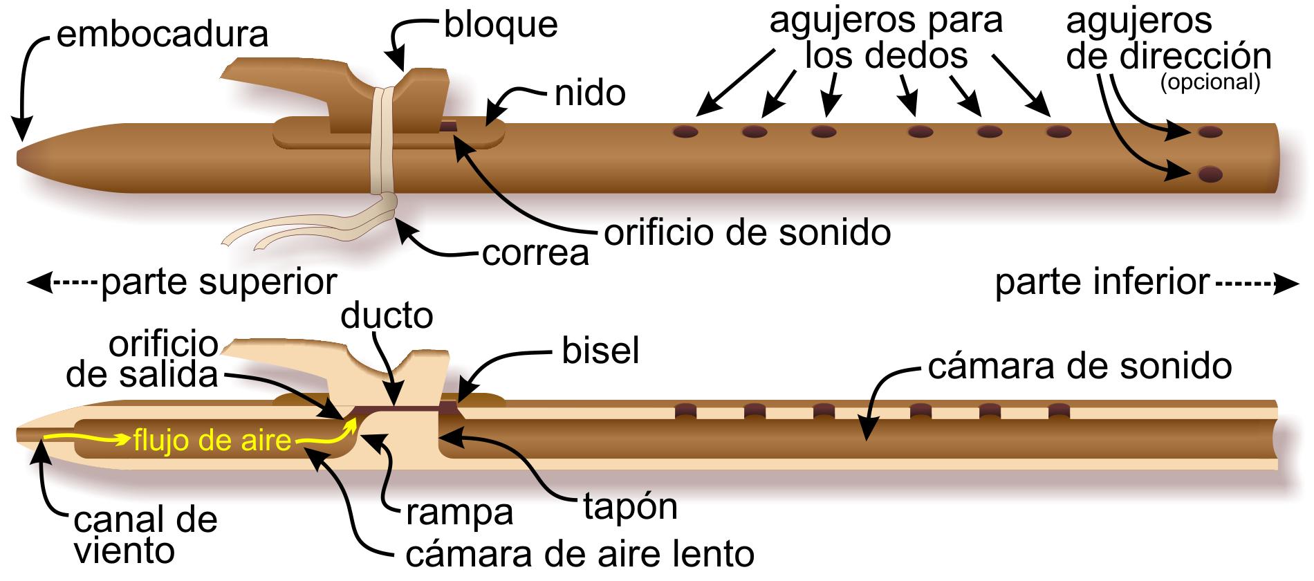 File:Native American flute Composite Anatomy Spanish.jpg - Wikimedia ...