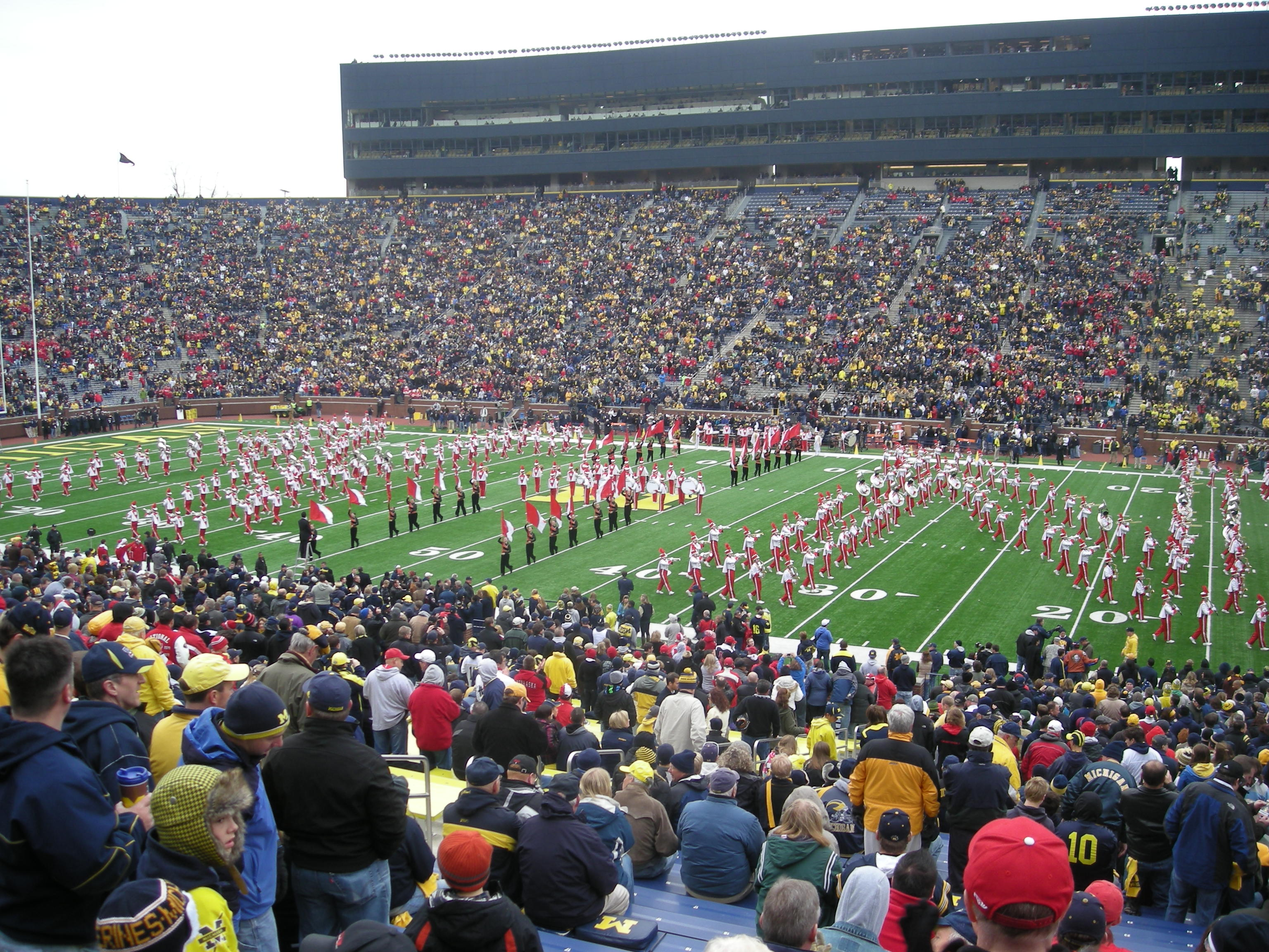 University of Nebraska Cornhusker Marching Band