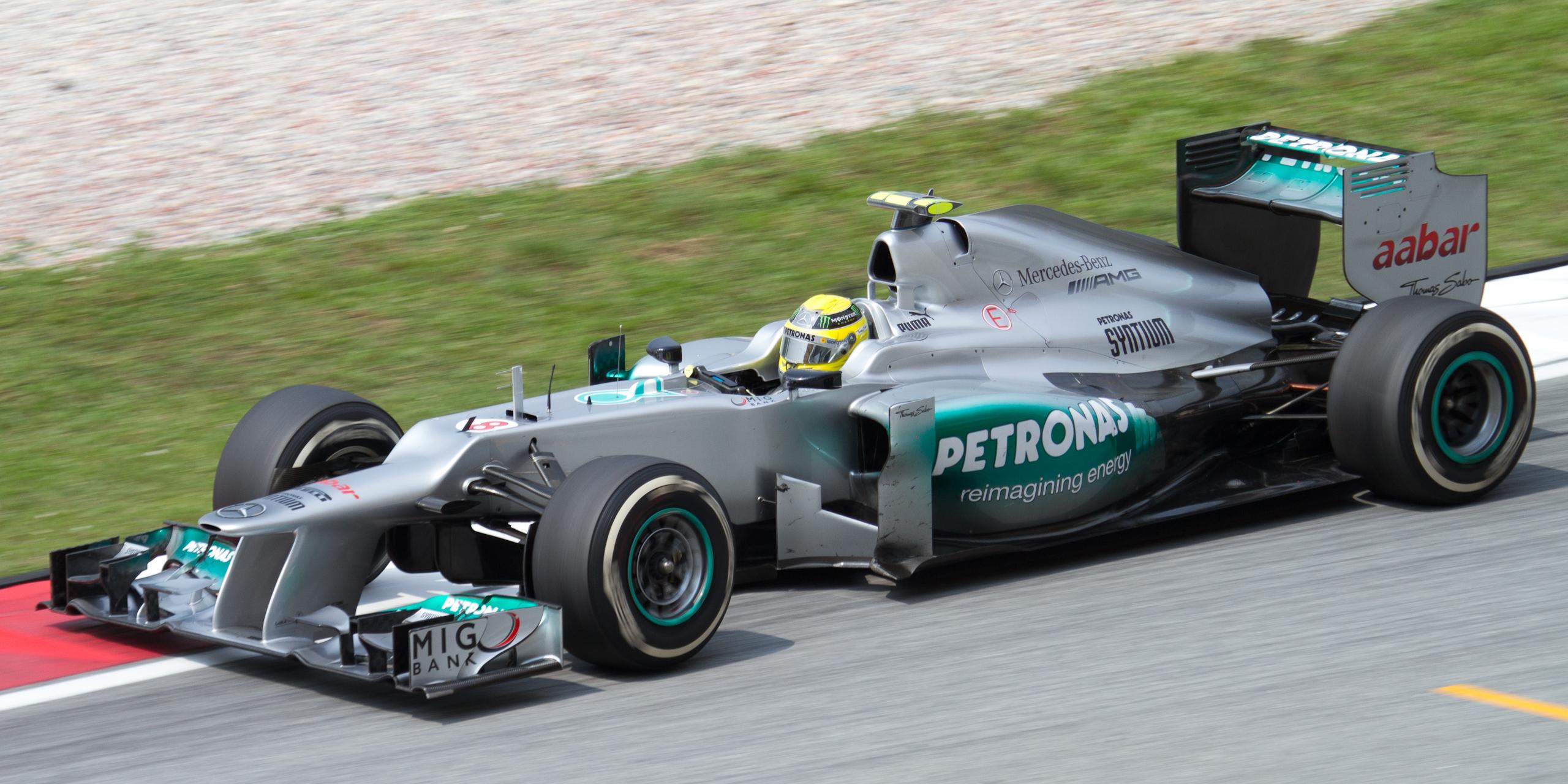Formula 1 2012 Thread