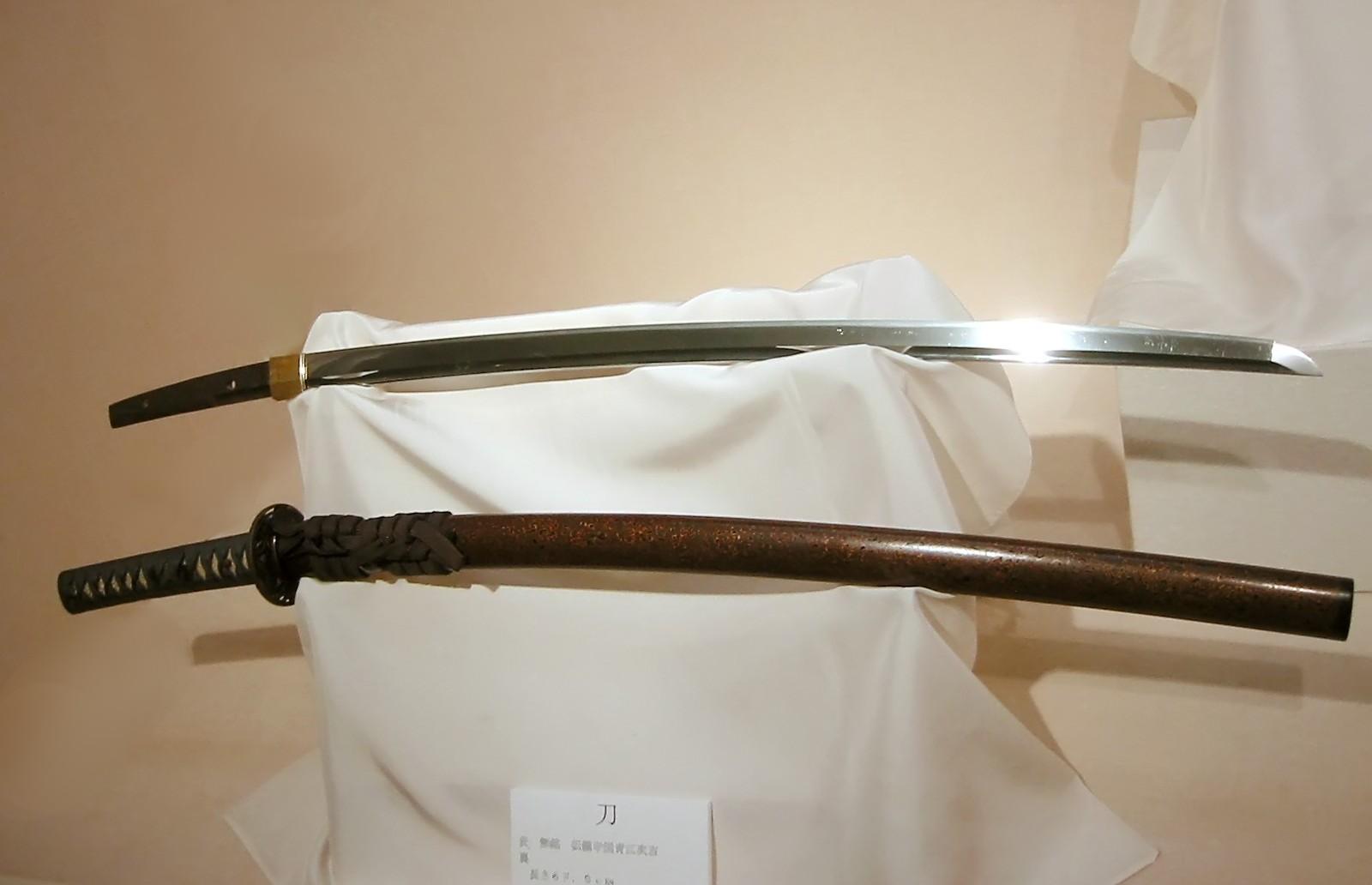 კატანა(სამურაის ხმალი)