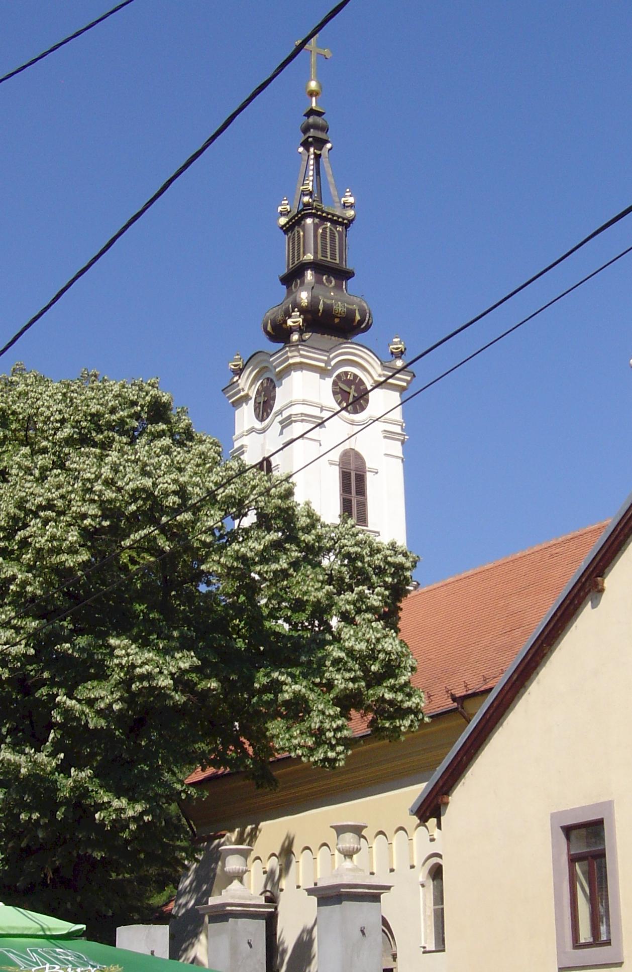 Crkva u Zemunu Nikolajevska Crkva u Zemunu