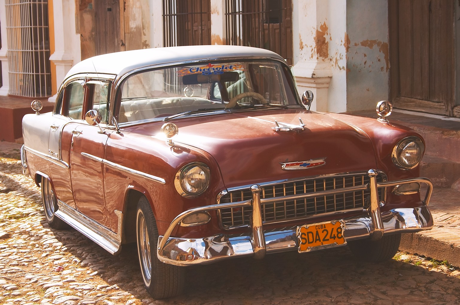 File:Old Chevrolet in Trinidad.jpg - Wikimedia Commons