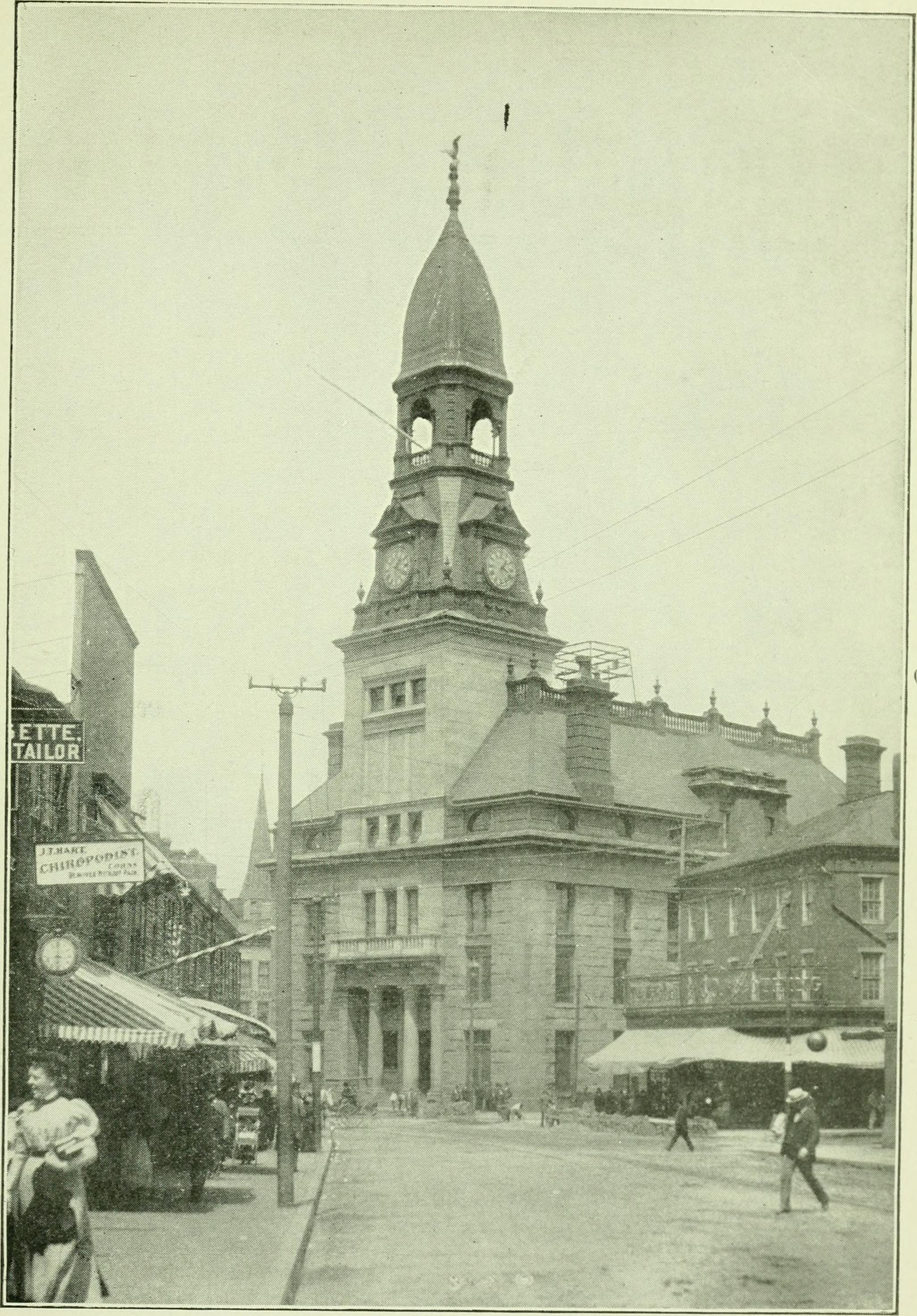File:Old City Hall, Fall River, Massachusetts (10) (10