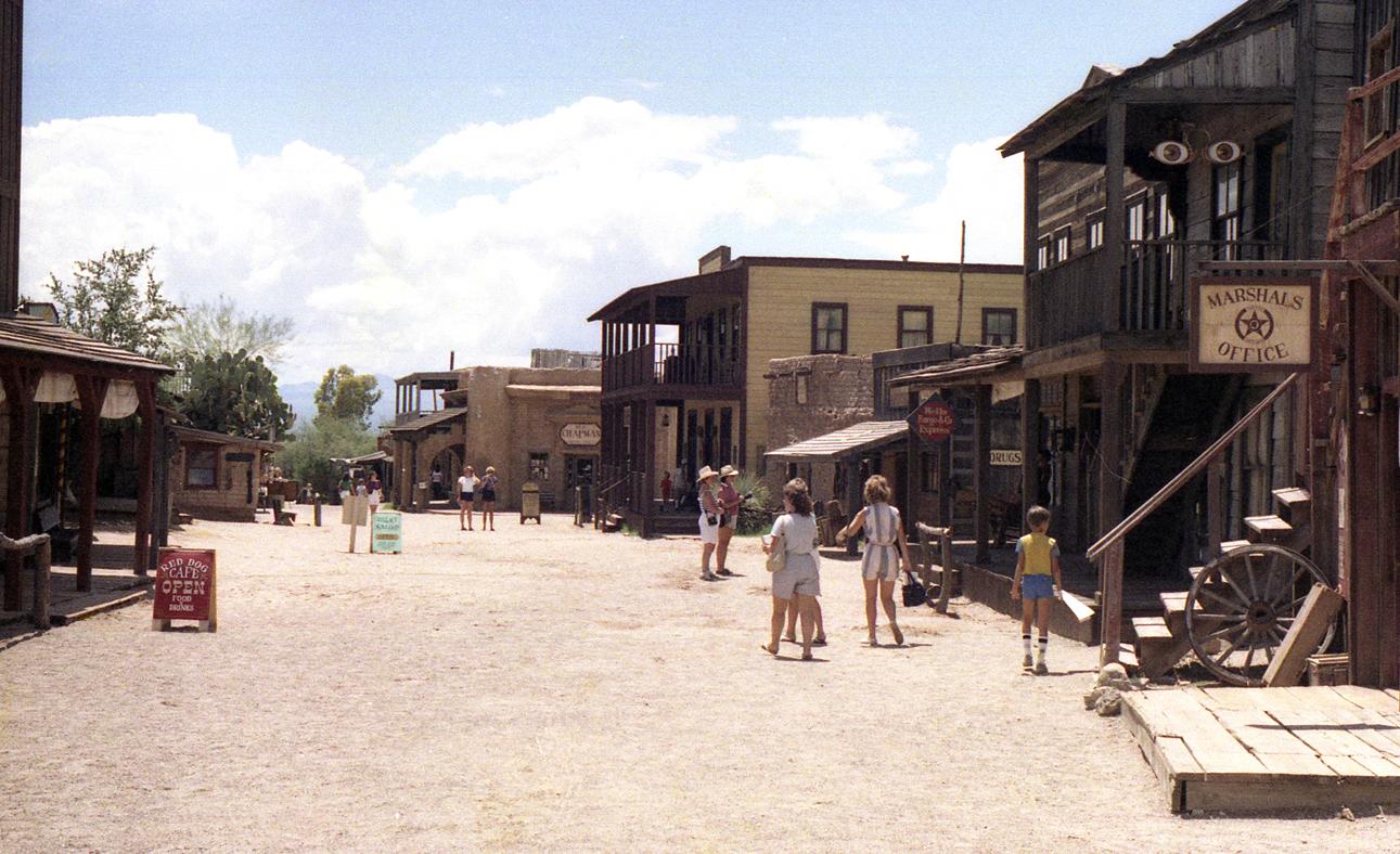 old tucson arizona dukes movie locations john wayne