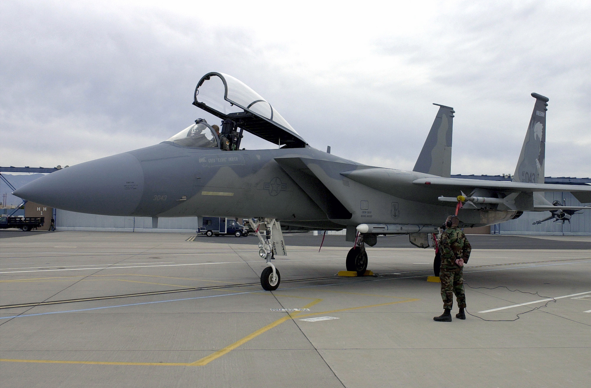 Kingsley Field Air National Guard Base - Wikipedia