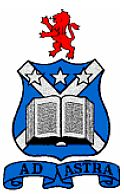 Presbyterian Ladies' College Armidale crest. Source: www.plcarmidale.nsw.edu.au (PLC Armidale website)