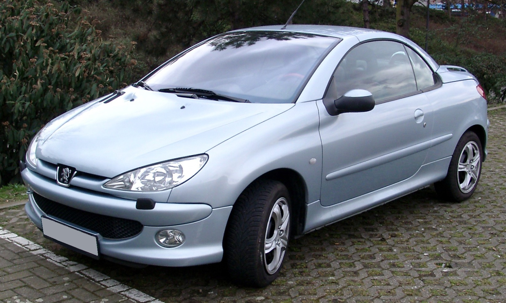 Cool Cars Pictures: Cool Peugeot 206 Accessories