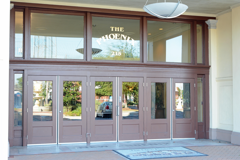 File Phoenix Hotel Entrance Waycross Ga Us Jpg